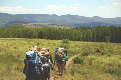 unsplash pixabay plan for backpacking trips travel tips for trail leaders