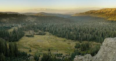 pacific crest trail association trail guide tom's valley