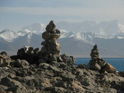 cairn 6 tips for trail leaders