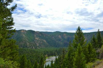 Land and Water Conservation Fund Reauthorized blackfoot river