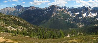 pacific crest trail association trail guide cutthroat pass