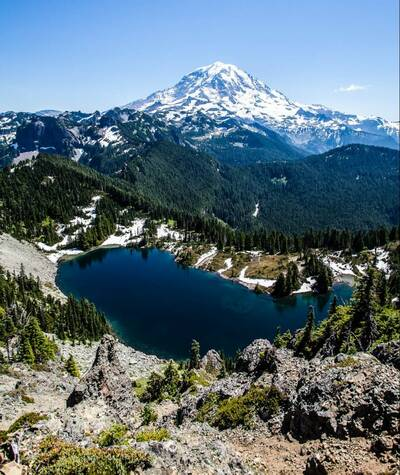 Land and Water Conservation Fund Reauthorized mount rainier