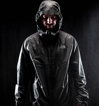 the north face hyperair gtx gore-tex active rain man