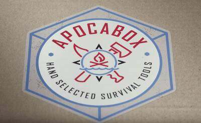 apocabox survival gear subscription box logo