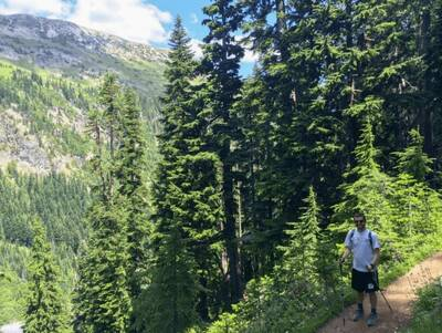 hartley brody adventure blog trekking poles interview with hartley brody