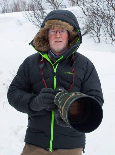 lasse dybdahl nature photographer white moose