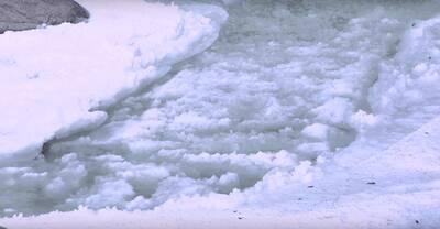 frazil ice phenomenon yosemite national park