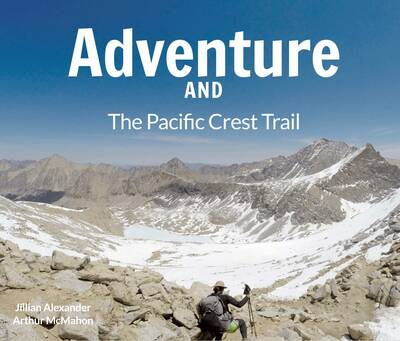 adventure and the pacific crest trail cover