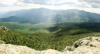 hike the franconia ridge loop notch from the east