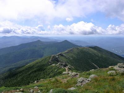 hike the franconia ridge loop mt. Lincoln
