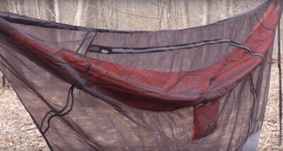 how to bug proof your hammock backcountry edge therm-a-rest slacker hammock bug cover