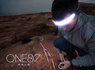 one80 halo featured full led band headlamp