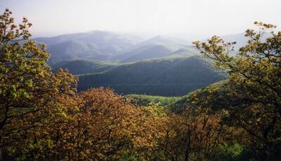 blood mountain loop appalachian trail