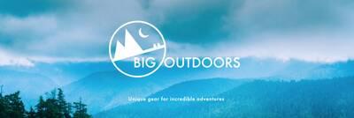 big outdoors cottage gear online retailer