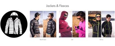 big outdoors cottage gear online retailer jackets and fleeces collection