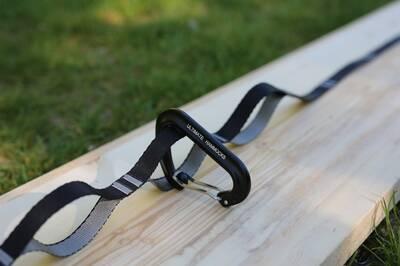 ultimate hammocks the ultimate strap for your hammock carabiner