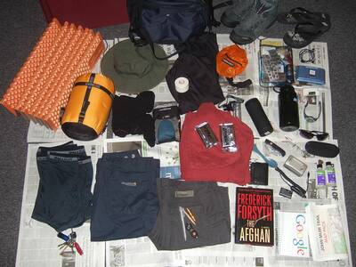 backpacking gear worth spending money on gear list