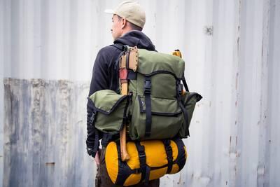 wildland scout modular bushcraft backpack joe robinet featured