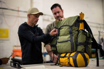 wildland scout modular bushcraft backpack joe robinet featured ynot design