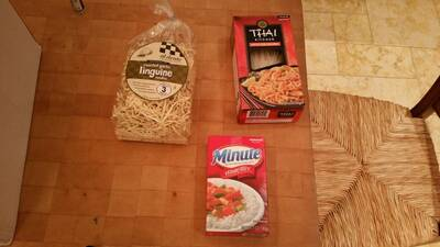 homemade backpacking Meals Bases