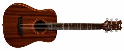 Dean FLY MAH Flight Series 3:4 size Protecting a Guitar or Ukulele in the Backcountry