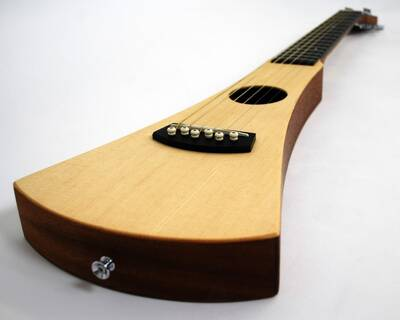martin steel string backpacker traveling guitar Protecting a Guitar or Ukulele in the Backcountry