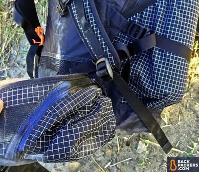 hyperlite-mountain-gear-southwest-3400-hip-belt-pockets Ultralight Waterproof Backpack