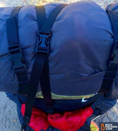 hyperlite-mountain-gear-southwest-3400-straps Ultralight Waterproof Backpack