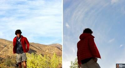 arcteryx-cerium-lt-hoody-walking Water Resistant Down jacket