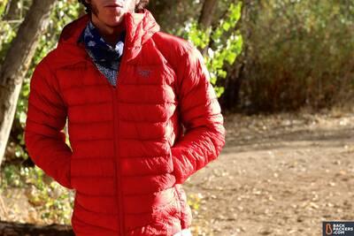arcteryx-cerium lt hoody-wide Water Resistant Down jacket