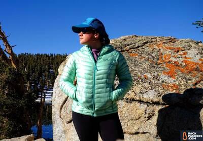Mountain-Hardwear-Ghost-Whisperer-Hooded-review-baffles-posed