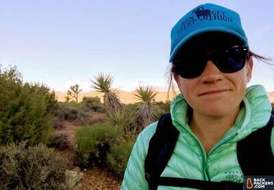 Mountain-Hardwear-Ghost-Whisperer-Hooded-review-desert-selfie