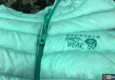 Mountain-Hardwear-Ghost-Whisperer-Hooded-review-logo-and-baffles