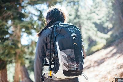 best day packs osprey talon 22 size