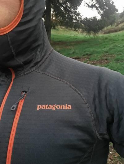 patagonia r1 hoody chest-zip