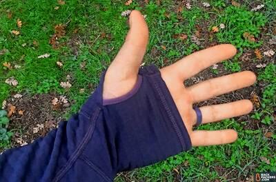 patagonia r1 hoody thumb-loops