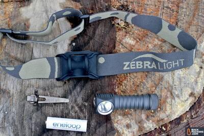 ZebraLight-H52w-pieces