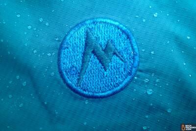 marmot-precip-logo-in-rain