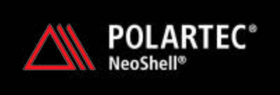 polartec neoshell logo rain jacket Waterproof Breathable