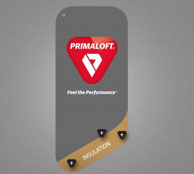 primaloft tag synthetic insulated jackets