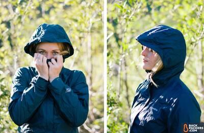 columbia arcadia ii affordable rain jacket hood