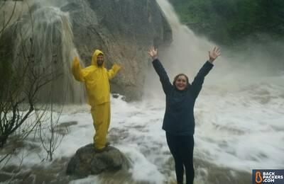 columbia arcadia ii affordable rain jacket waterfall
