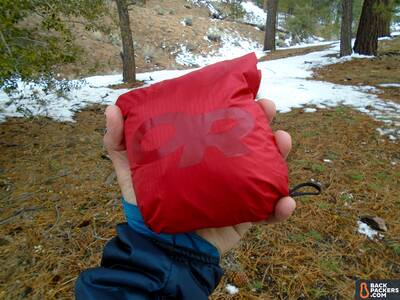 Outdoor-Research-Helium-II-stuff-sack Ultralight Storm Shell
