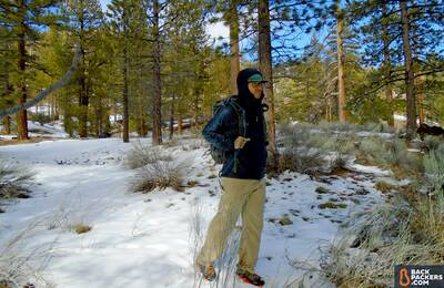 Rab Xenon XTechnical Hoodie hiking