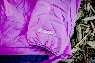 Outdoor Research Cathode breathable insulated puffy pertex quantum