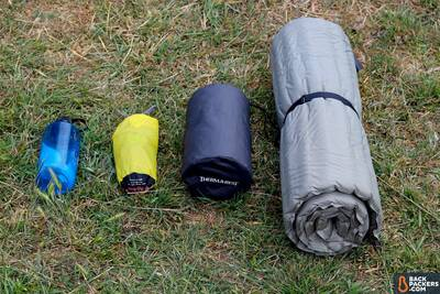 all-sleeping-pads-size-comparison-sleeping-pad-guide