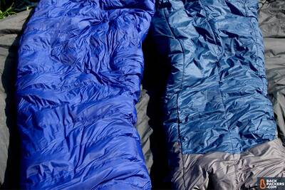 down vs synthetic backpacking sleeping bag sleeping bags and quilts guide