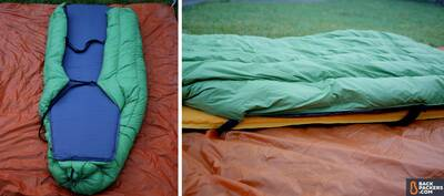 ultralight backpacking quilt straps and sleeping pads sleeping bags and quilts guide