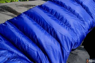 down baffles backpacking sleeping bags and quilts guide