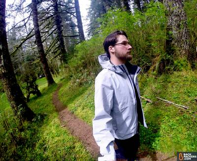 the-north-face-dryzzle-jacket-review-selfie-hiking